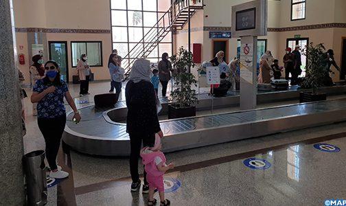 مطار الداخلة يضع مخططا لاستئناف أنشطته من أجل استقبال آمن للمسافرين