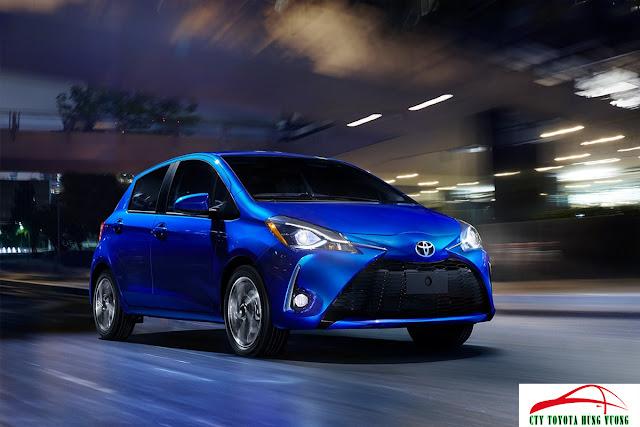 Giá bán, thông số kỹ thuật và đánh giá chi tiết Toyota Yaris 2018 - ảnh 4