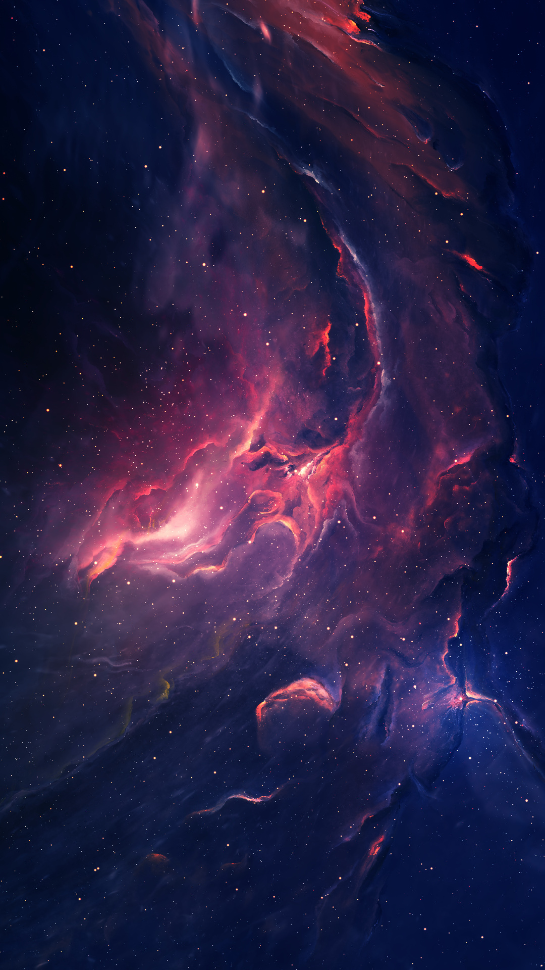 space mobile wallpaper