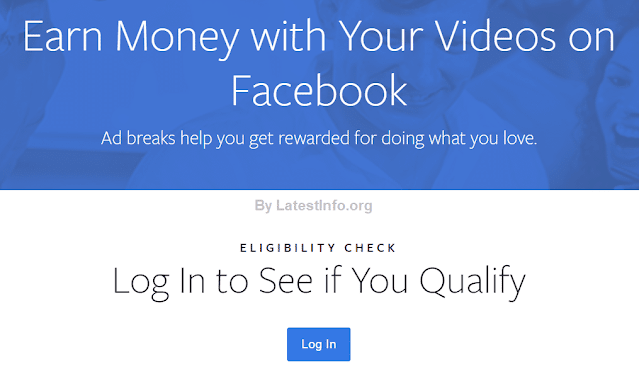 How to Monetize Facebook videos