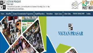 Vigyan Prasar Recruitment 2020 Apply Online For 23 Posts   Sarkari Jobs Adda 2020