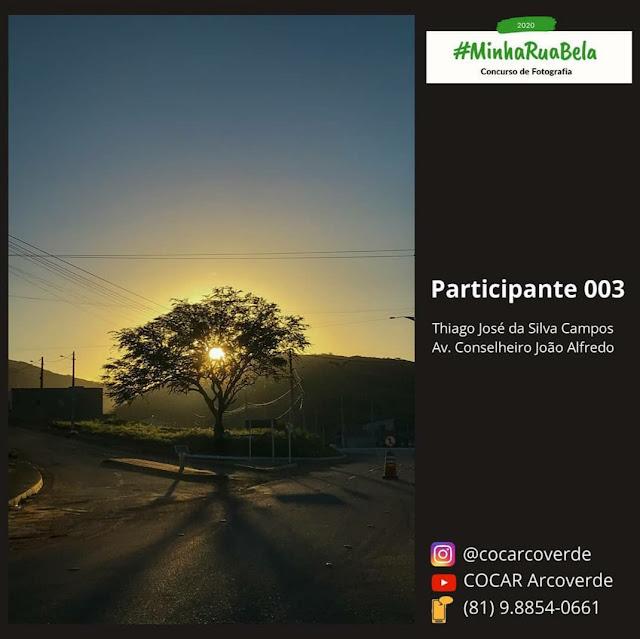 COCAR DIVULGA RESULTADO DO CONCURSO DE FOTOGRAFIAS