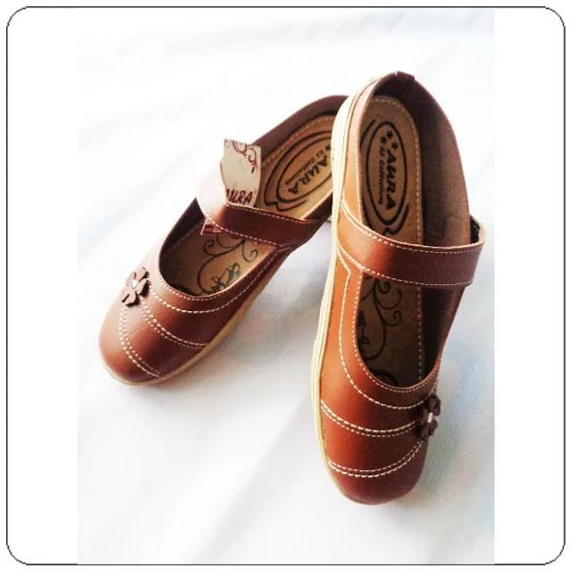 Sepatu Sandal Aura Tutong