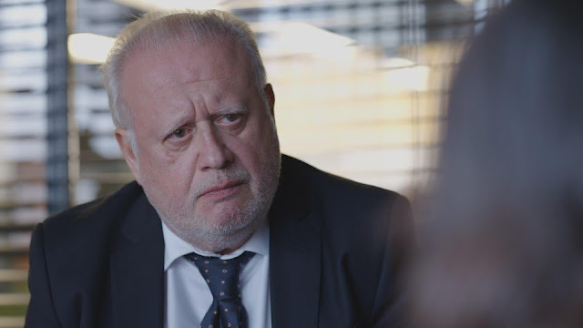 Juan Echanove en 'Desaparecidos. La Serie'