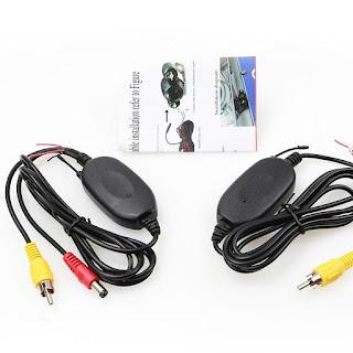 kit trasmettitore wireless auto
