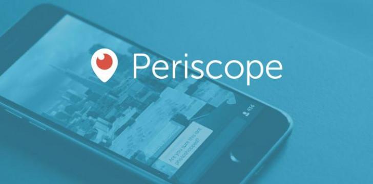 تطبيق بيريسكوب يتيح ضم الضيوف للبث المباشر