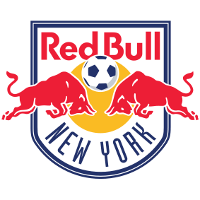 Logo Klub Sepakbola New York Red Bulls PNG