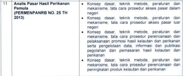 kisi kisi materi skb Analis Pasar Hasil Perikanan Pemula formasi cpns tahun 2021 tomatalikuang.com