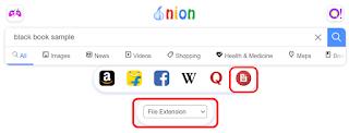 Onion Ride File type Search
