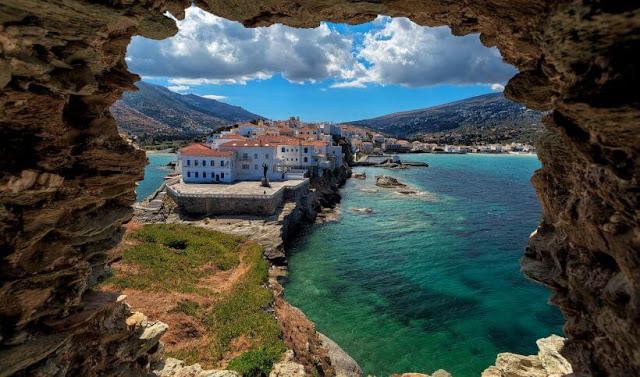 Vocation to Beatifull Greece