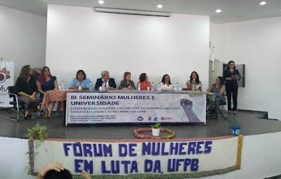 Prefeitura de JP e UFPB se unem na prevenção e combate à violência contra a mulher