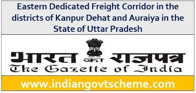 Eastern Dedicated Freight Corridor
