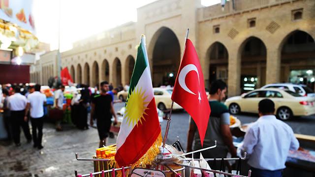 Bağımsızlık Referandumu öncesi Erbil Ankara da temsilcilik açıyor
