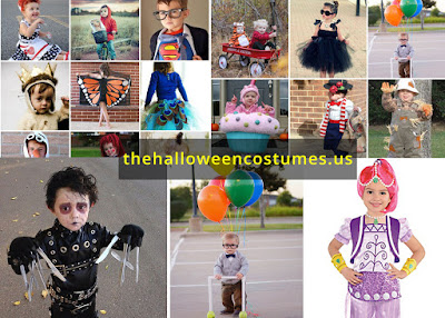Halloween Costume Ideas for Toddlers in 2016