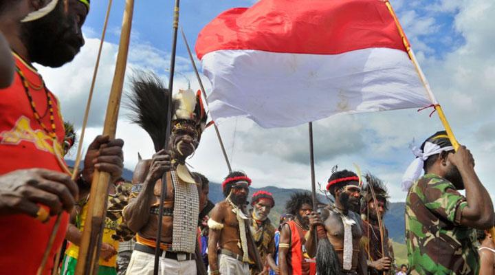fakta masyarakat papua ingin selalu menjadi bagian nkri