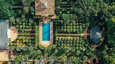 Jardín de l'Albarda en Alicante, un modelo de referencia en el mundo de la jardinería mediterránea