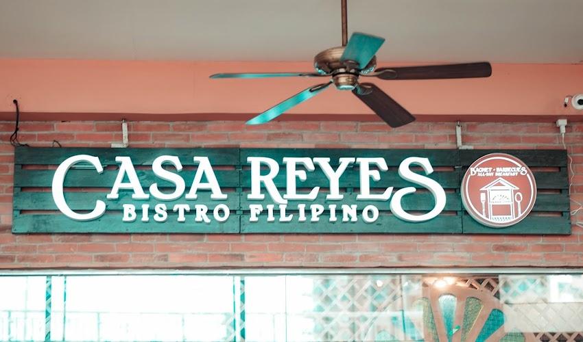 Nostalgic Dining Experience at Casa Reyes Bistro Filipino