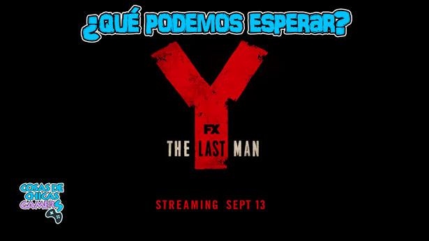 Estreno de Y: The Last Man el 13 de septiembre