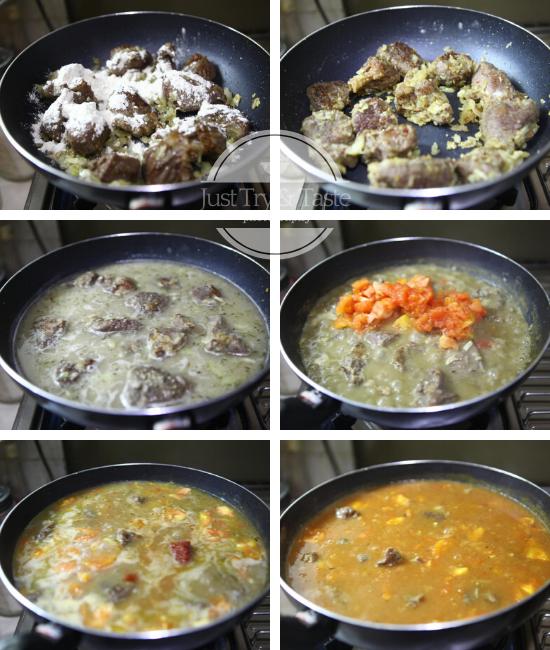 Resep Beef Stew dengan Mashed Potato JTT