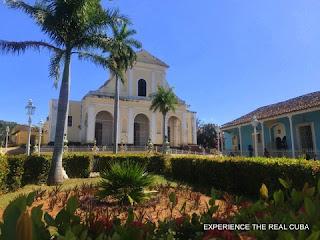 World Heritage Site Cuba