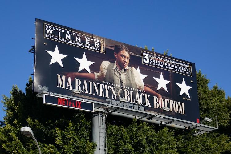 Chadwick Boseman Ma Raineys Black Bottom Globe Winner billboard