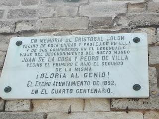 muralla del puerto santa maria