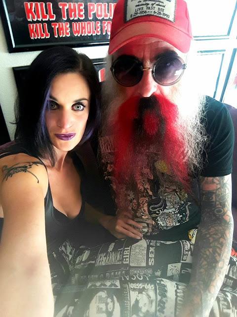 Alicia et Merle Allin