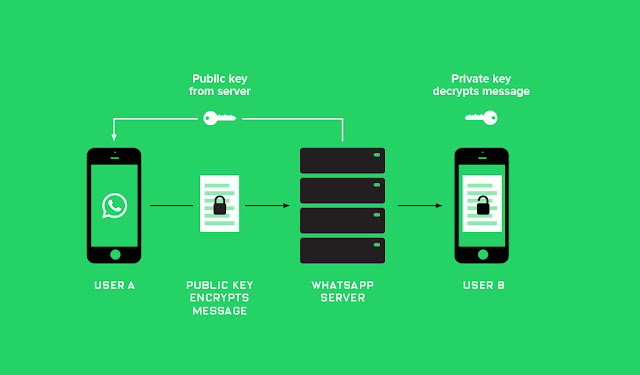 The new encryption software of WhatsApp: What exactly is it?