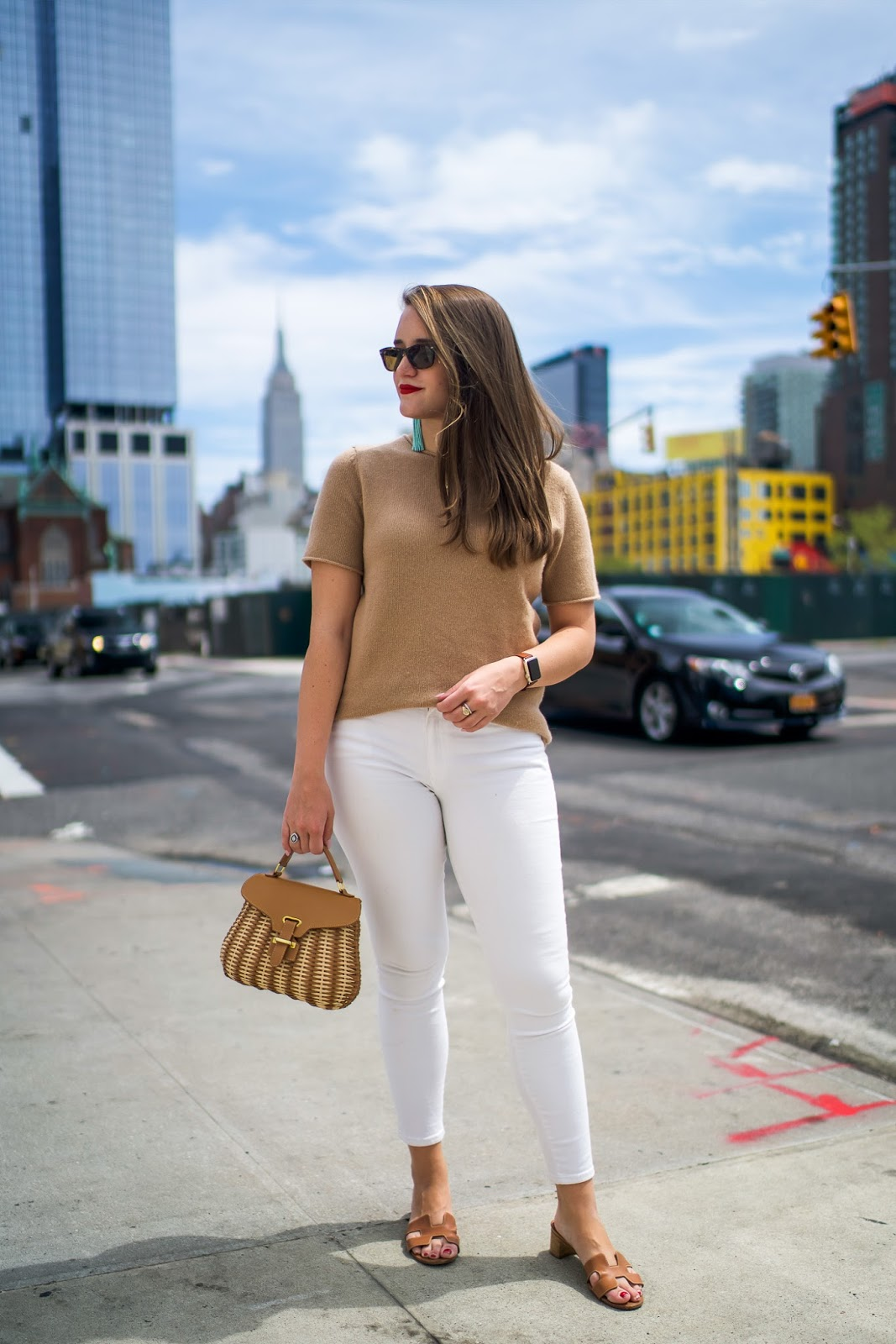 Transitioning To Fall New York City Fashion And