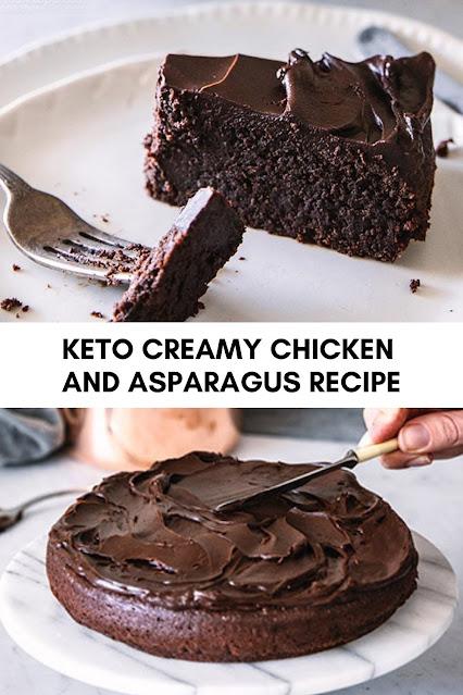 World's Best Keto Chocolate Cake