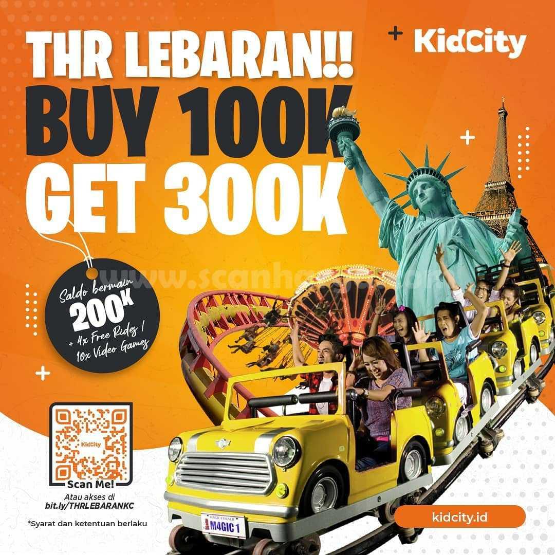 Promo KidCity THR Lebaran