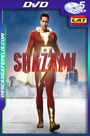¡Shazam! (2019) DVD5 Latino