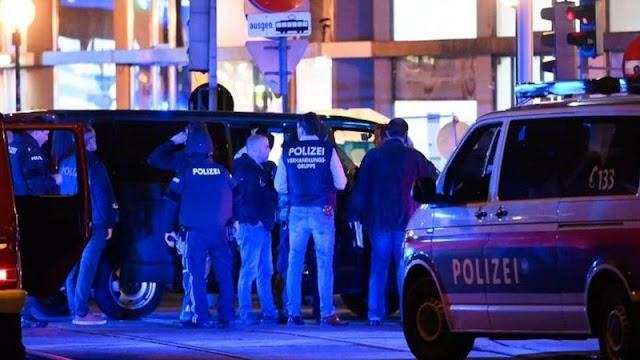 Ataque a tiros em Viena deixa pelo menos 4 mortos e 15 feridos; Confira o vídeo.
