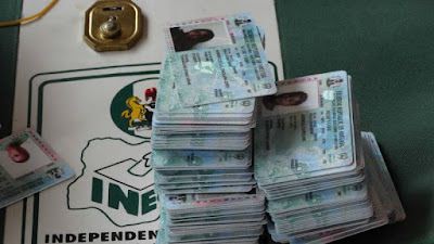 Imo residents abandoned 385,654 uncollected PVCs