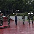 Panglima TNI Terima Laporan Kenaikan Pangkat 79 Perwira Tinggi TNI