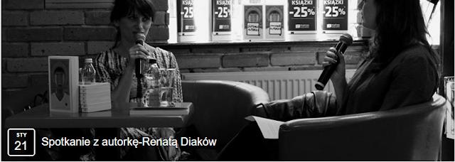 Spotkanie z Renatą Diaków