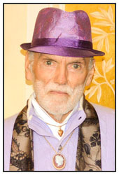 Fellowship of Friends cult leader and dandy, Robert Earl Burton (R. E. Burton)