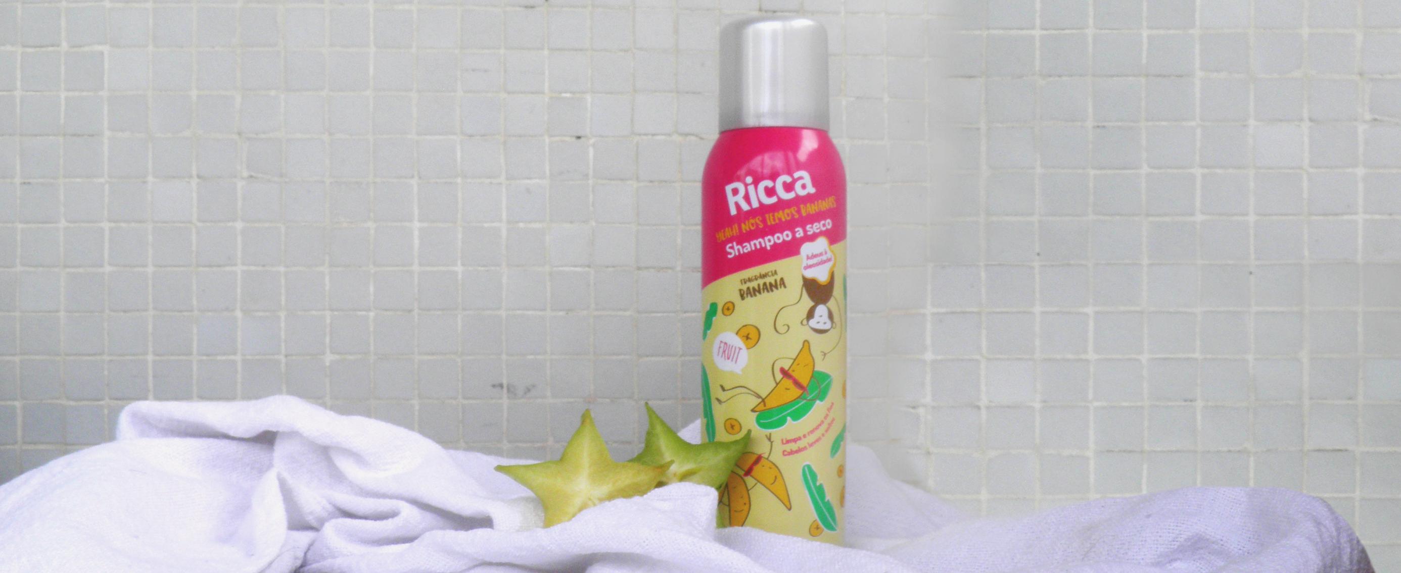 Onde encontrar para comprar Shampoo a Seco Ricca