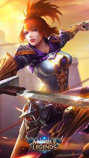 Fanny Blade Dancer Heroes Assassin of Skins V1