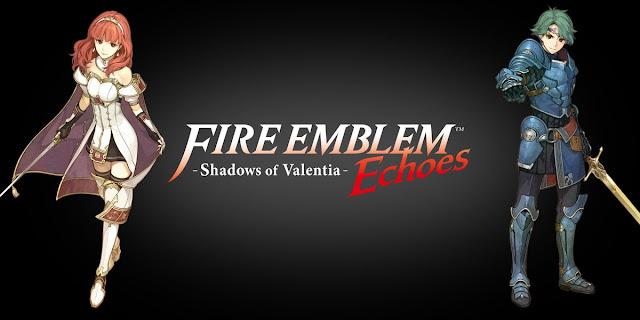 Echa un ojo al tráiler de lanzamiento de Fire Emblem Echoes: Shadows Of Valentia