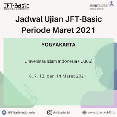 JFT Basic Yogyakarta