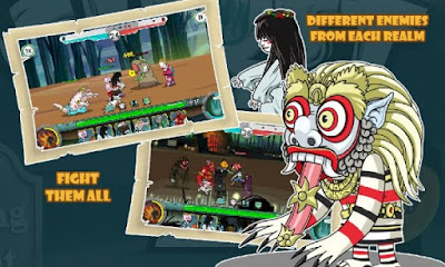 Ghost Battle 2 Mod v1.1.2 Apk Terbaru Unlimited Gold + Gems