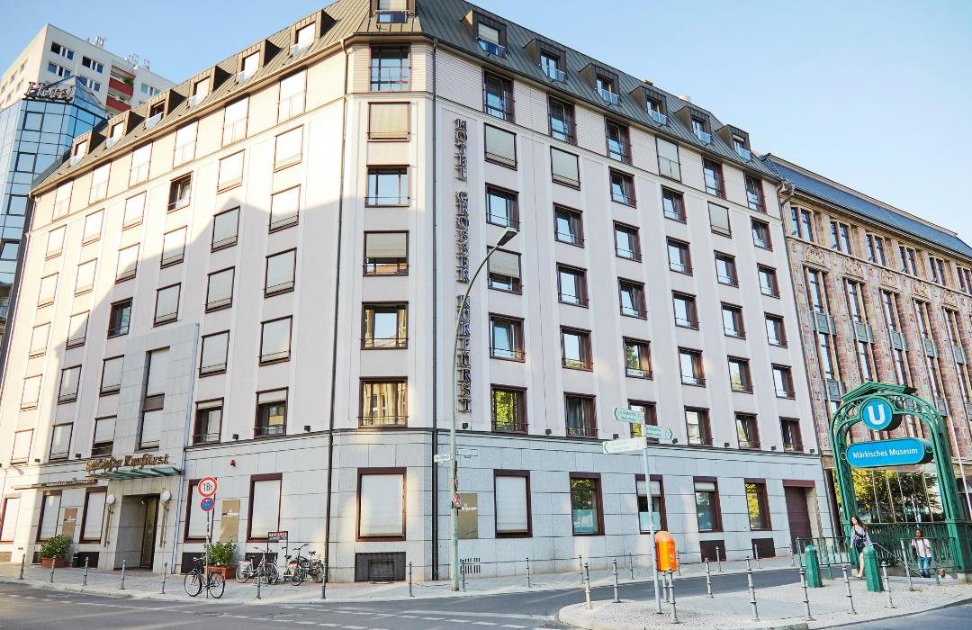Das Derag Living Hotel Großer Kurfürst