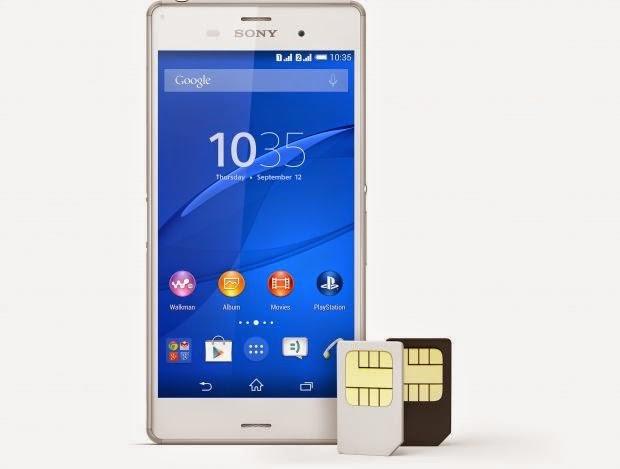 Spesifikasi dan Harga Sony Xperia Z3 Dual Terbaru
