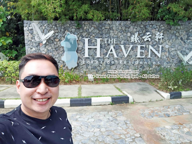 The Haven All Suite Resort Ipoh Penang Blogger Influencer