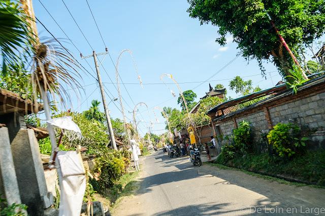 Région d'Ubud - Bali