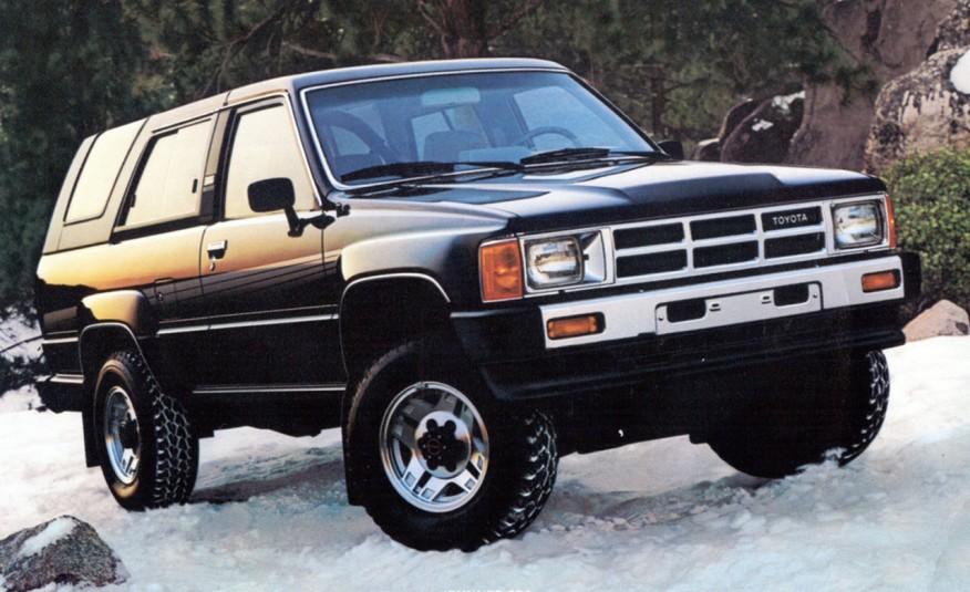 1984–1989 Toyota 4Runner