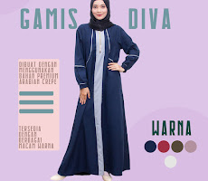 Gamis Diva DG-05  Lady Muslimah <p>USD 25</p><code> DG-05 </code>