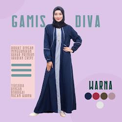 Gamis Diva DG-05 dress fashion wanita <p> Rp 150.000 </p> <code> DG-05 </code>