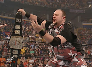 WWE / WWF No Mercy 2001 - Bubba Ray Dudley is ready for action